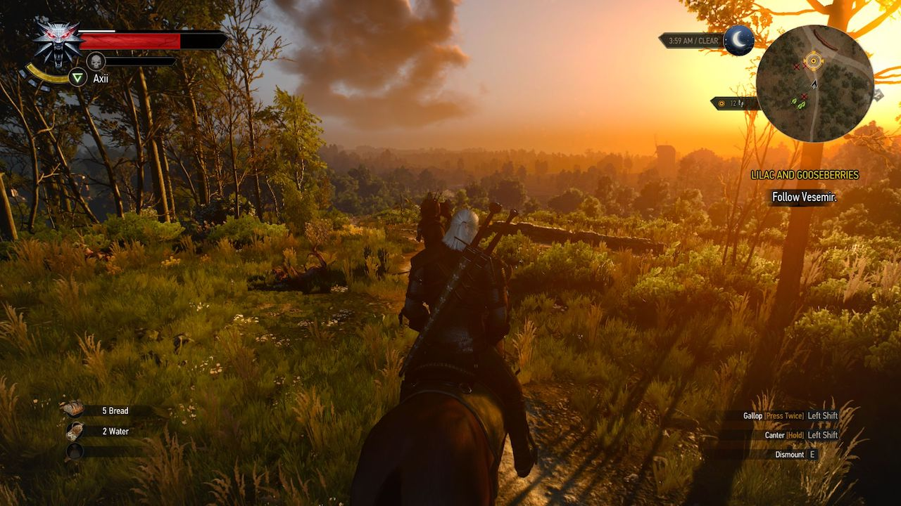 The Witcher 3 recibe HDR en PS4 - Power Gaming Network