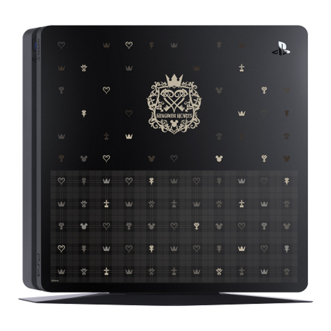 ad650dd4d3e Se revela nueva PlayStation 4 Slim de Kingdom Hearts III - Power ...