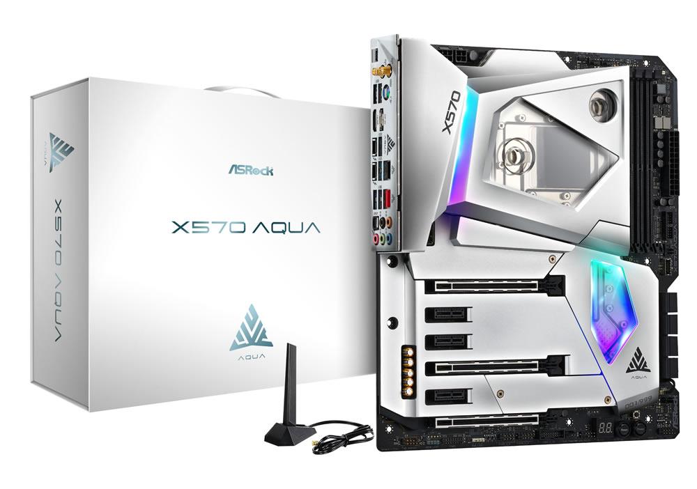 X570 Aqua - Power Gaming Network