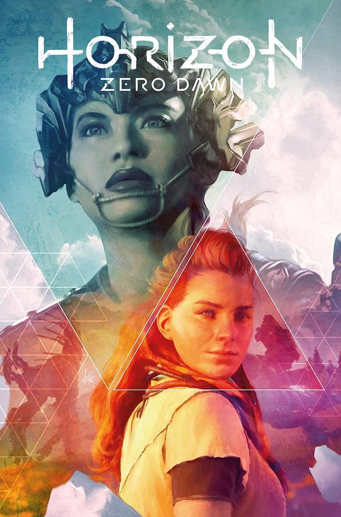 Horizon Zero Dawn cómic- Power Gaming Network