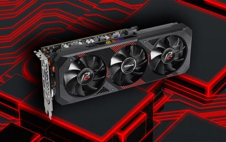 Foto de ASRock RX 5600 XT Phantom Gaming D3