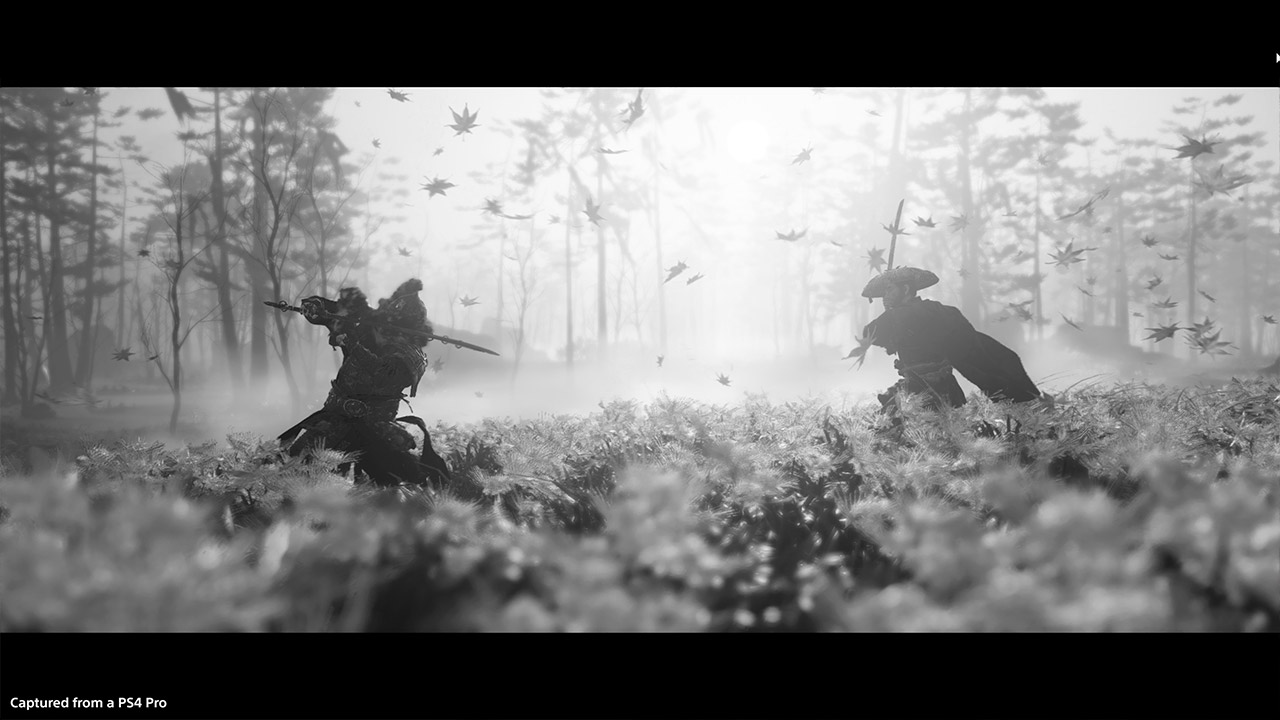 Ghost of Tsushima Duel