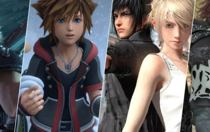 Foto de Square Enix presentaría varios juegos entre julio y agosto