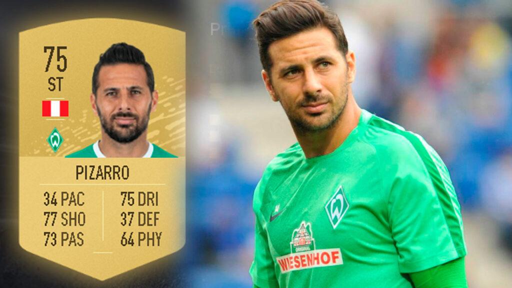 Pizarro Fifa 16
